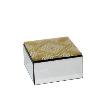 Freitag Wood/Glass Decorative Box Bloomsbury Market