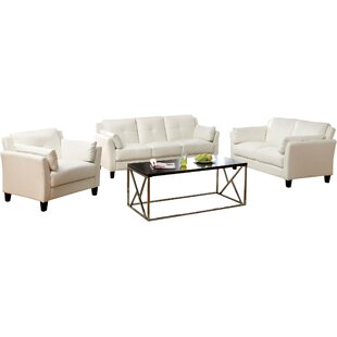 Hokku Designs Drevan Configurable Living Room Set