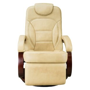 Thomas Payne Furniture Euro Chair Manual Recliner