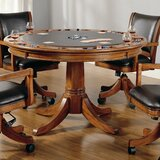 """52"""" 6 - Player Poker Table"""