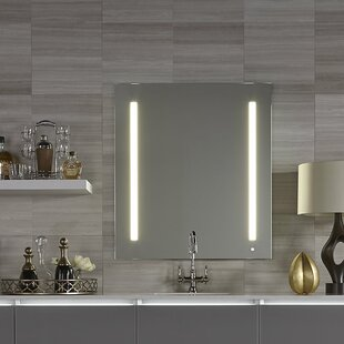 Reviews AiO Lighted Bathroom/Vanity Mirror By Robern