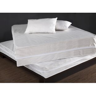 Bed Bug & Dust Mite Control Complete Bed Hypoallergenic Waterproof Mattress Protector Set