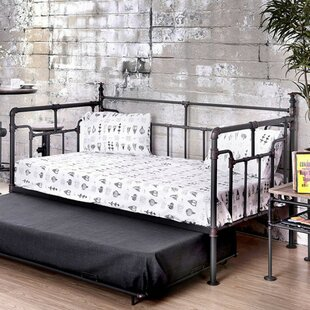 Lemay Pipe-Inspired Metal Twin Daybed