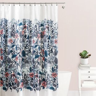 Stromsburg Fabric Single Shower Curtain