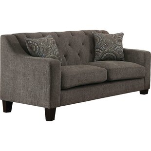 Buy luxury Pimentel Loveseat by Brayden Studio Reviews (2019) & Buyer's Guide