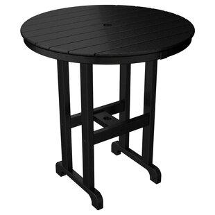 La Casa Caf? Bistro Table by POLYWOOD?