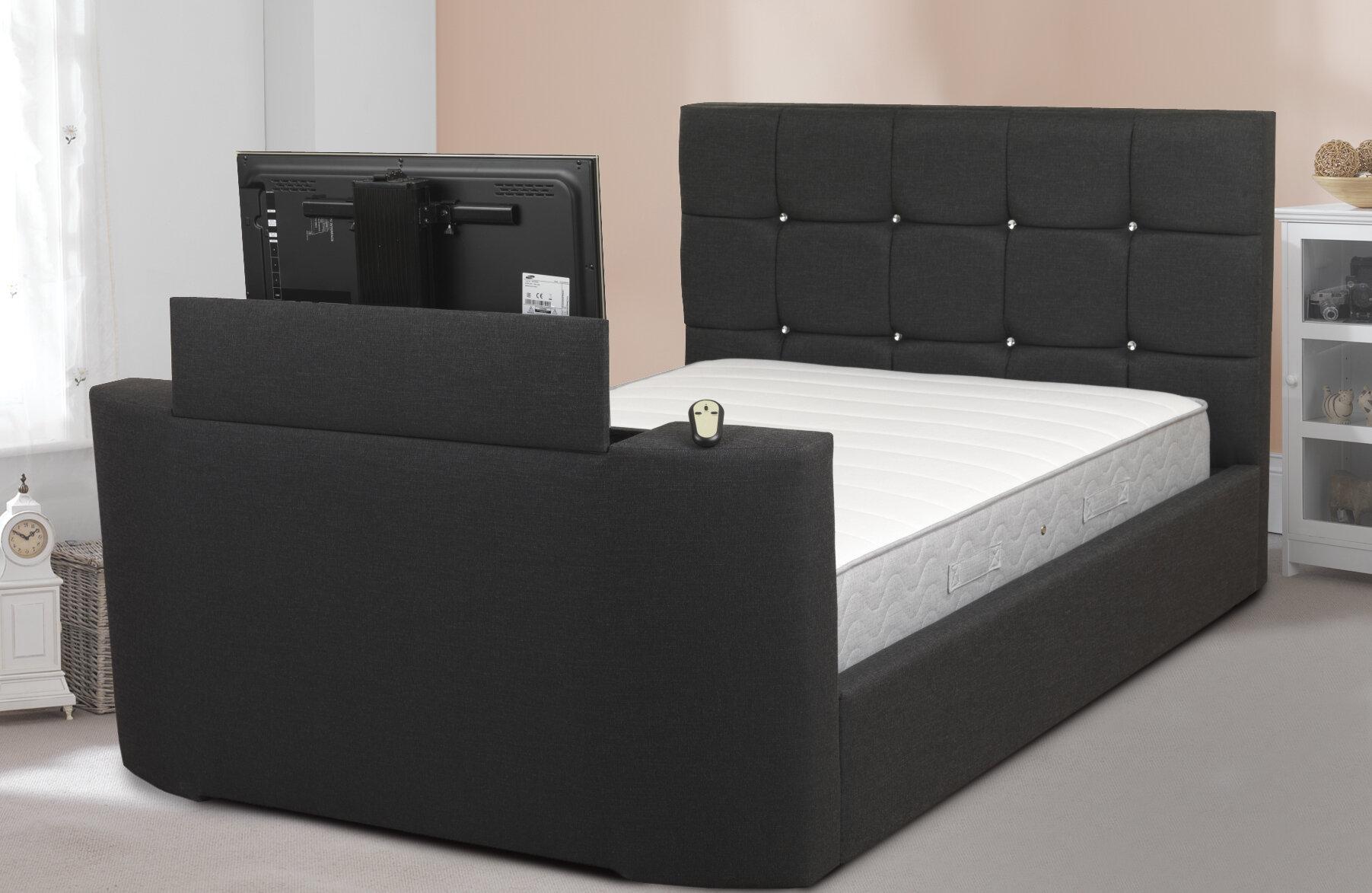 Tv In Bed : Tv bed frame in rochester kent gumtree
