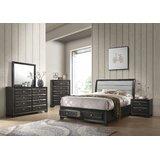 Penley Sleigh Configurable Bedroom Set by Red Barrel Studio