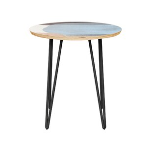 Coupon Eslick End Table by Corrigan Studio
