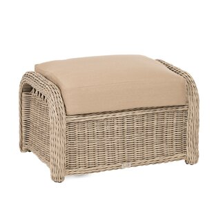 Darby Home Co Barns Ottoman with Cushion
