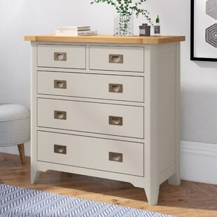 5 Drawer Chest Of Drawers By August Grove