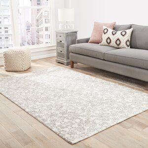 Dylan Hand-Tufted Ivory/Taupe Area Rug
