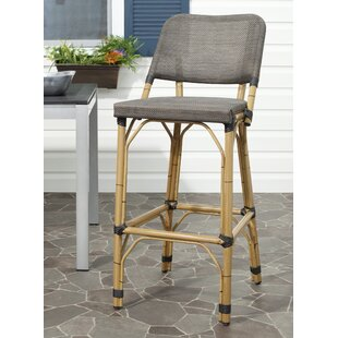 Everaldo 74cm Bar Stool By Sol 72 Outdoor