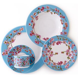 Madison's April in NY 5 Piece Place Setting, Service for 1