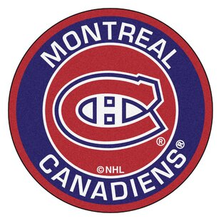 NHL Montreal Canadiens Roundel Mat  sc 1 st  Wayfair.ca & Montreal Canadiens Chair | Wayfair.ca