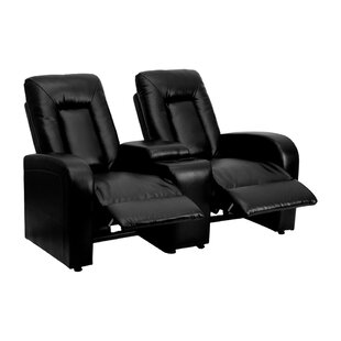 2Seat Reclining Home Theater Loveseat