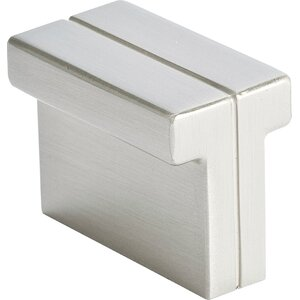 Skyline Rectangle Novelty Knob
