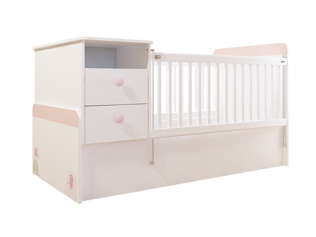 Baywood Baby Crib and Changer Combo