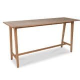 Pardo Teak Bar Table