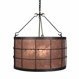 Steel Partners Ferron Forge 3-Light Pendant