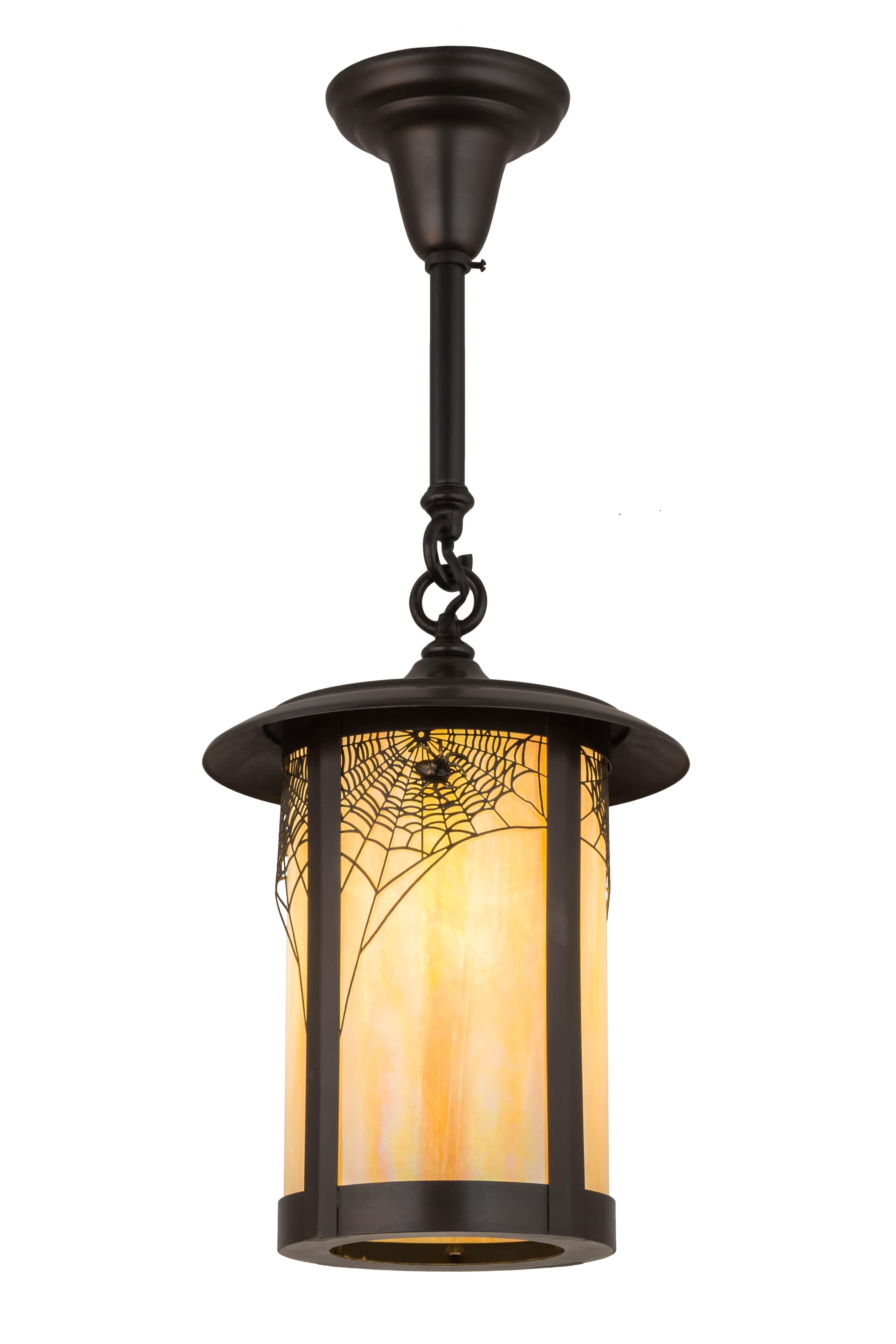 Millwood Pines Etonbury 1 Light Lantern Geometric Pendant Wayfair