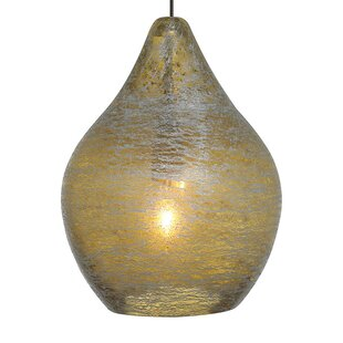 Ivy Bronx Macintyre 1-Light Teardrop Pend..