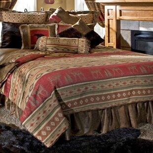 Lamoureux Rustic Comforter Set