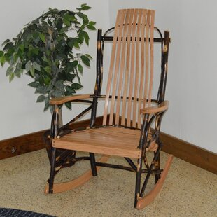 Hickory Rocking Chair A&L Furniture