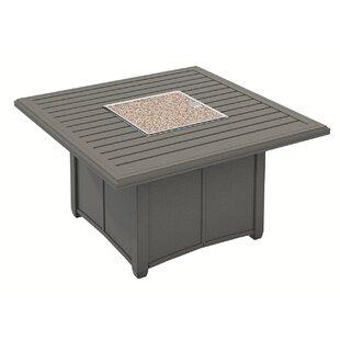 Tropitone Banchetto Fire Pit Table