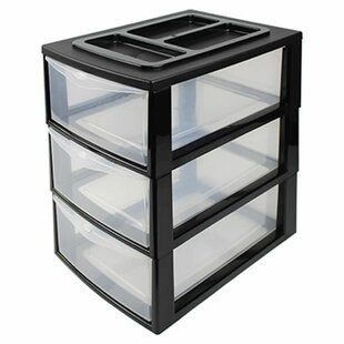 Plastic Storage Box By Rebrilliant