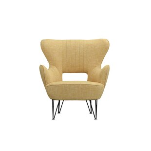 Find for Alverson Armchair By Wrought Studio