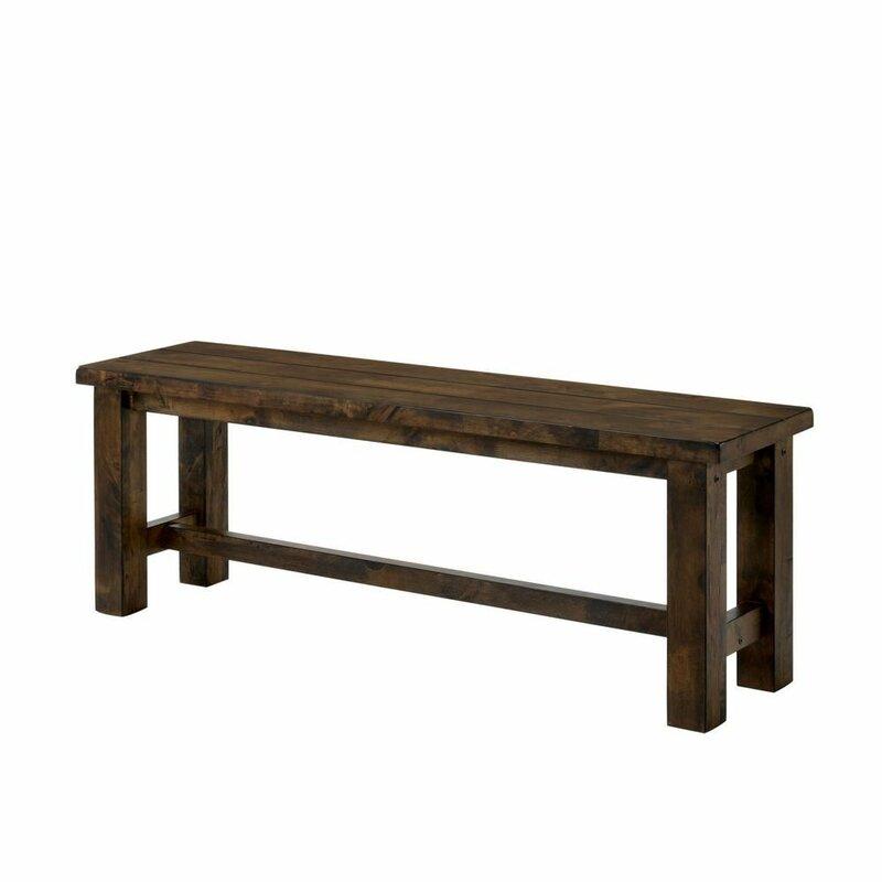 Foundry Select Casady Wood Bench
