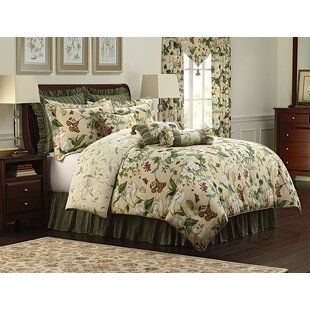 Williamsburg 4 Piece Comforter Set