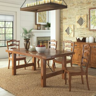 Beachem Extendable Dining Table Laurel Foundry Modern Farmhouse