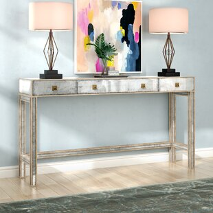 Paulina Console Table by W..