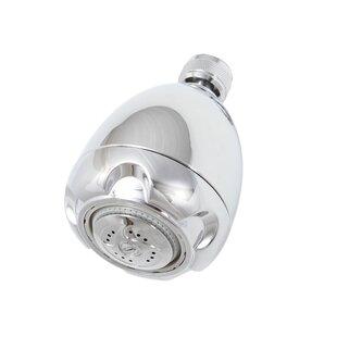 Premier Faucet Three Setting Water Saving Shower Head