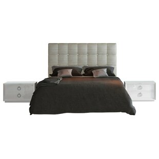 Berkley Panel 3 Piece Bedroom Set