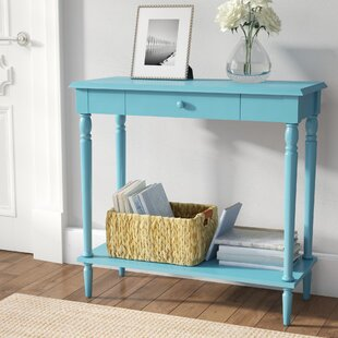 Merveilleux Blue Console Tables Youu0027ll Love