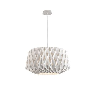 Brayden Studio Thiede 1-Light Pendant