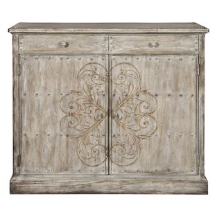 Cillian 2 Door Accent Cabinet by One Allium Way