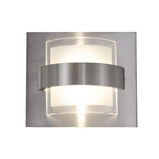 Orren Ellis Madalynn 1-Light LED Bath Sconce