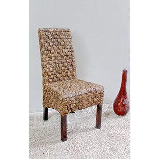 Tontouta Dining Side Chair (Set of 2) World Menagerie