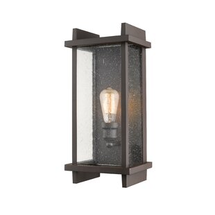 Beeching Outdoor Sconce by Ivy Bronx