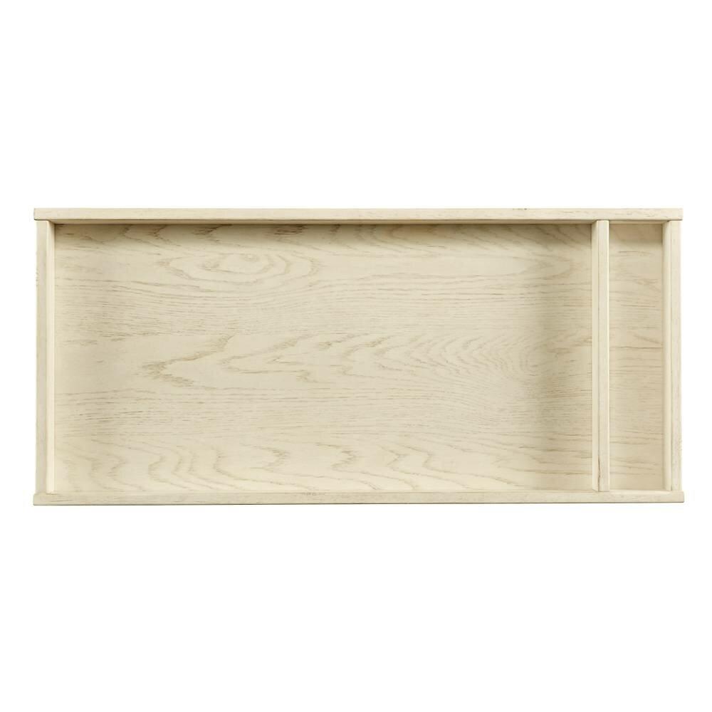 Birch Lane Driftwood Ludwick Changing Table Topper Reviews Wayfair