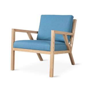 Truss Armchair by Gus* Mod..