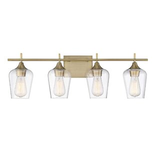 Staci 4 Light Vanity Light
