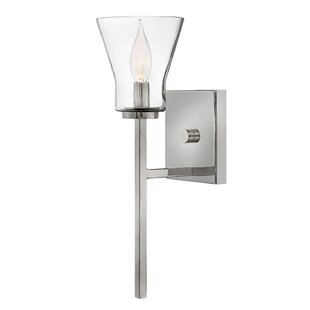 Hinkley Lighting Arden 1-Light Candle Wall Light