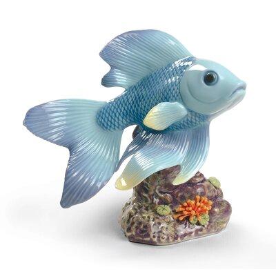 Pond Dreamer Fish Figurine Lladro -  01009141