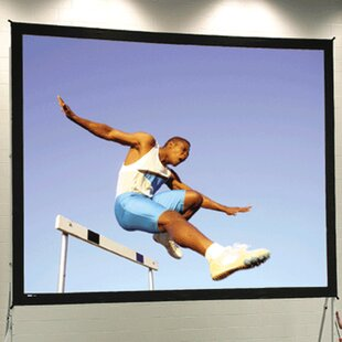 Fast Fold Deluxe Portable Projection Screen
