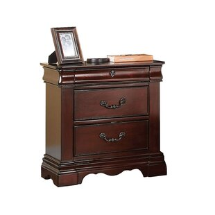 Look for Weathersby 3 Drawer Nightstand by Astoria Grand